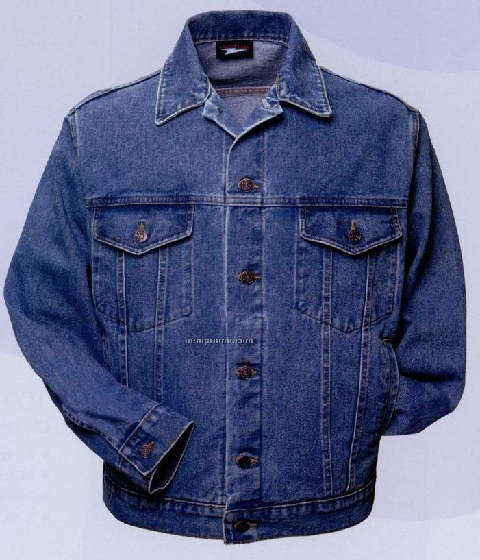Union Line Denim Jacket
