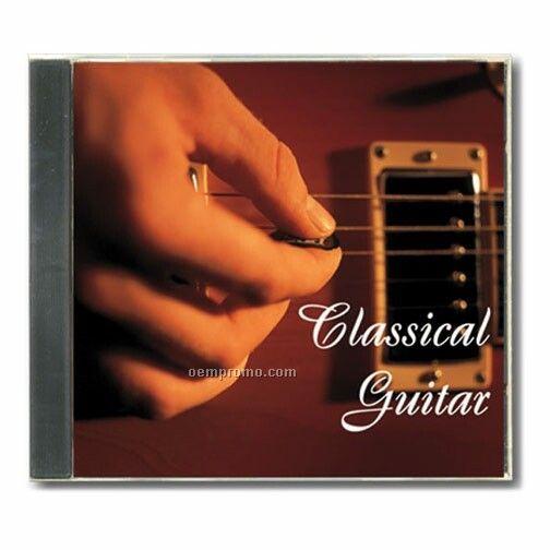 Classical Guitar Music CD