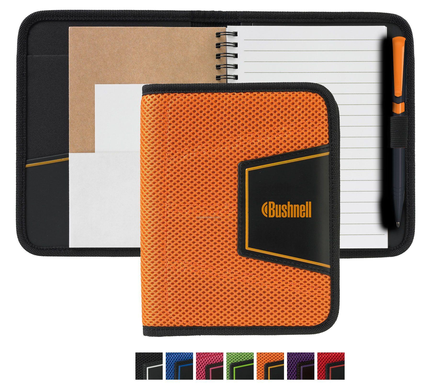 "Micro Mesh Compact 5"" X 7"" Journal"