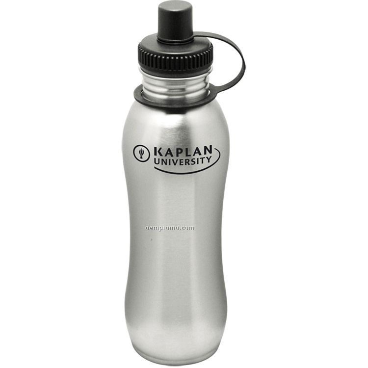 24oz Stainless Bottle/Sports Top