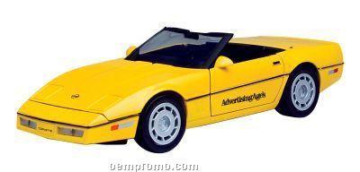 "7""X2-1/2""X3"" 1986 Corvette"