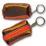 Globi 3d Lenticular Key Chain Purse W/Brown Stripe - (Stock)