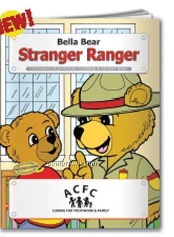 Coloring Book - Bella Bear Stranger Ranger