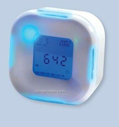 Rainbow Alarm Clock