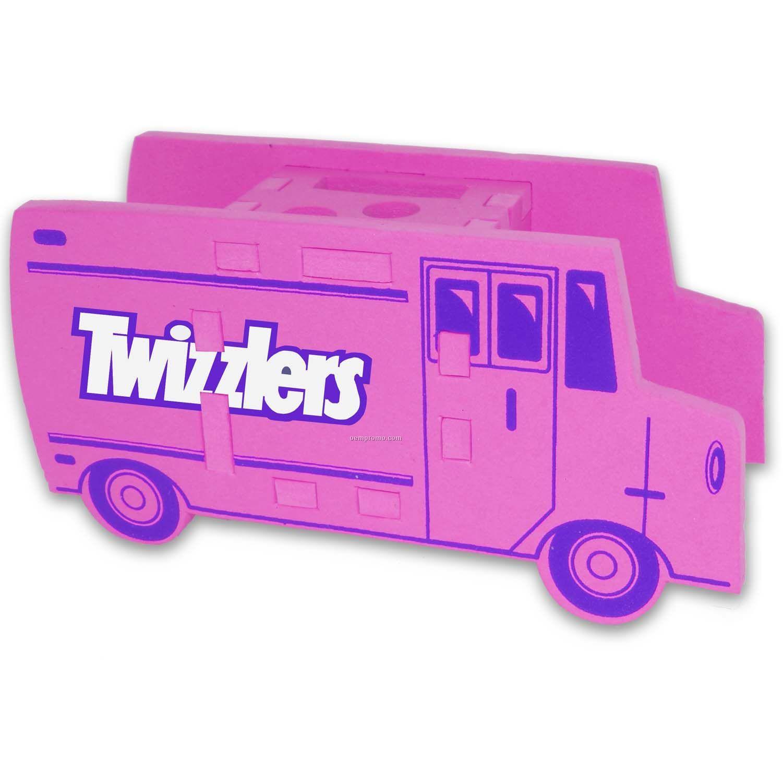 Delivery Truck Foam Puzzle Organizer