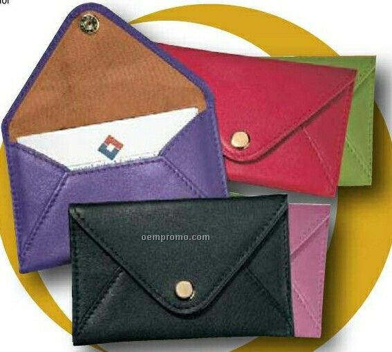Snap Business Card Envelope