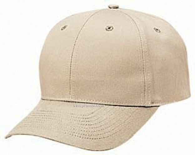 Unconstructed Cotton Twill Low Profile Cap