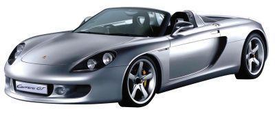 """7""""X2-1/2""""X3"""" Porsche Carrera Gt"""