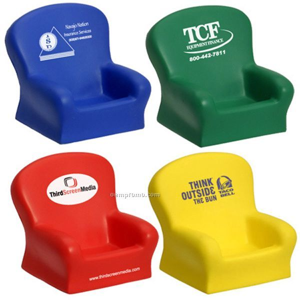 Chair Cell Phone Holder Squeeze Toys