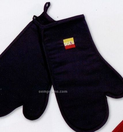 """Oven Mitts - Pair (13""""X8"""")"""