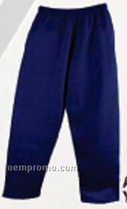 Youth Open Leg Fleece Sweatpants (S-l)