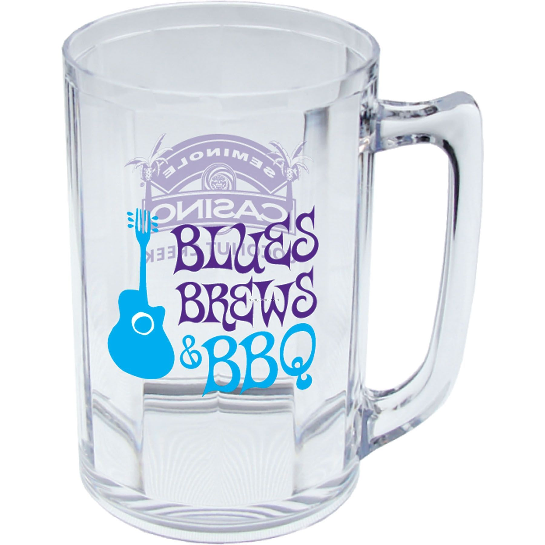 5 Oz. Styrene Beer Mug