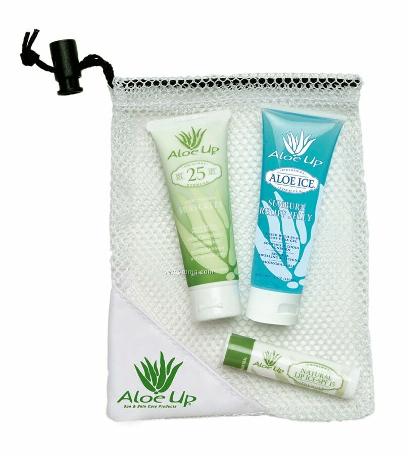 Aloe Up Ice Jelly In Small Mesh Bag