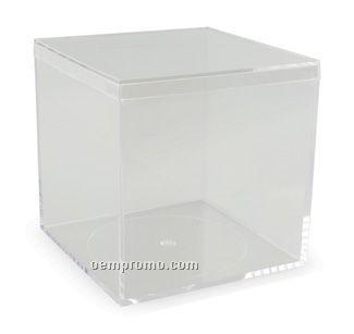 Clear Rigid Box