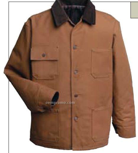 Heavyweight Duck Quilt Lined Jacket