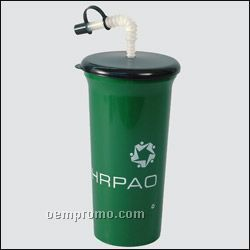 32 Oz. Sports Sipper Cup - Recycled Colors