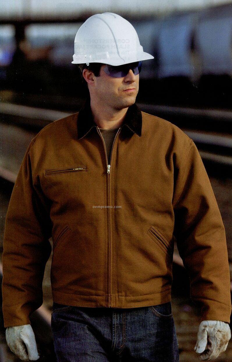 Cornerstone Duck Cloth Work Jacket (Xs-6xl)