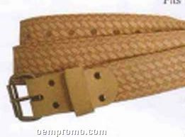 "Heavy Duty 1 3/4"" Saddle Work Belt (29""-46"" Waist)"