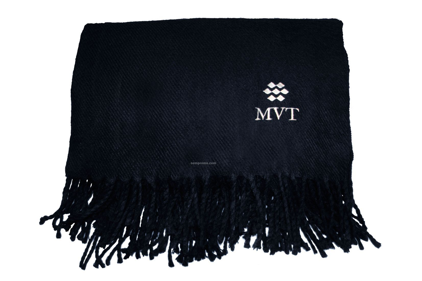 Tuxedo Black Studio Throw Blanket