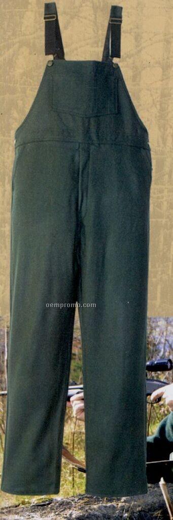 8 Pointers Melton Wool Bib Overall (S-xl)