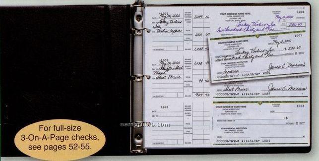 Home Accountant Deskbook Check (1 Part)