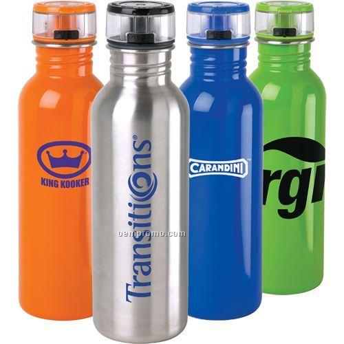 25 Oz Stainless Steel Water Bottle
