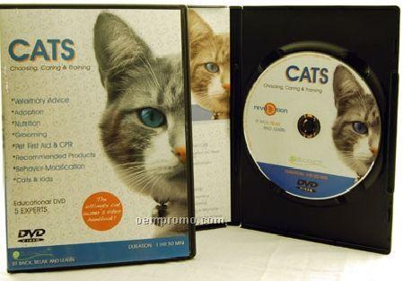 DVD Replication Retail In Black Amaray Case W/ 2 Panel 4/4 Insert (DVD 9)