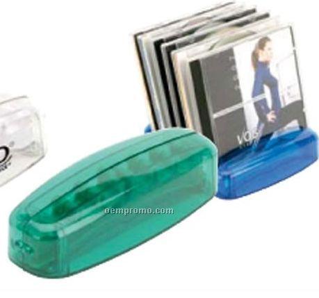 Expandable CD / DVD Holder