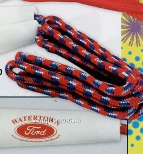 Red, White & Blue Jump Rope