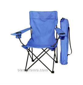 Holding Beach Chair