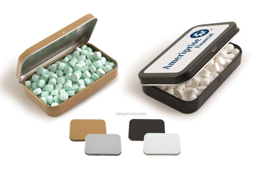Rectangular Mint Tin Dispenser