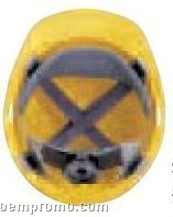 Msa Smooth Dome Hard Hat With Fas-trac 4 Point Suspension