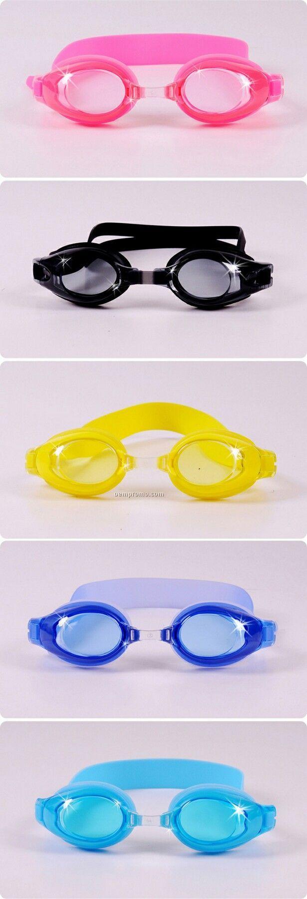 Plastic Goggles