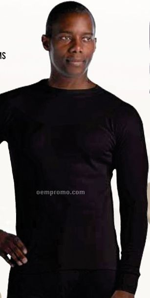 Black Fire Retardant Underwear Top (S-xl)