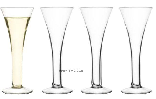 1 1/2 Oz. Bar Sos Schnapps Glasses (4 Piece Set)