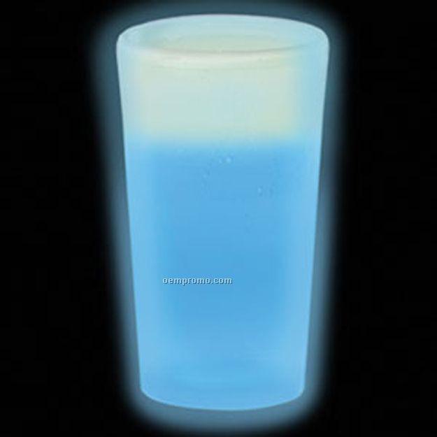 12 Oz. Blue Glow Cup
