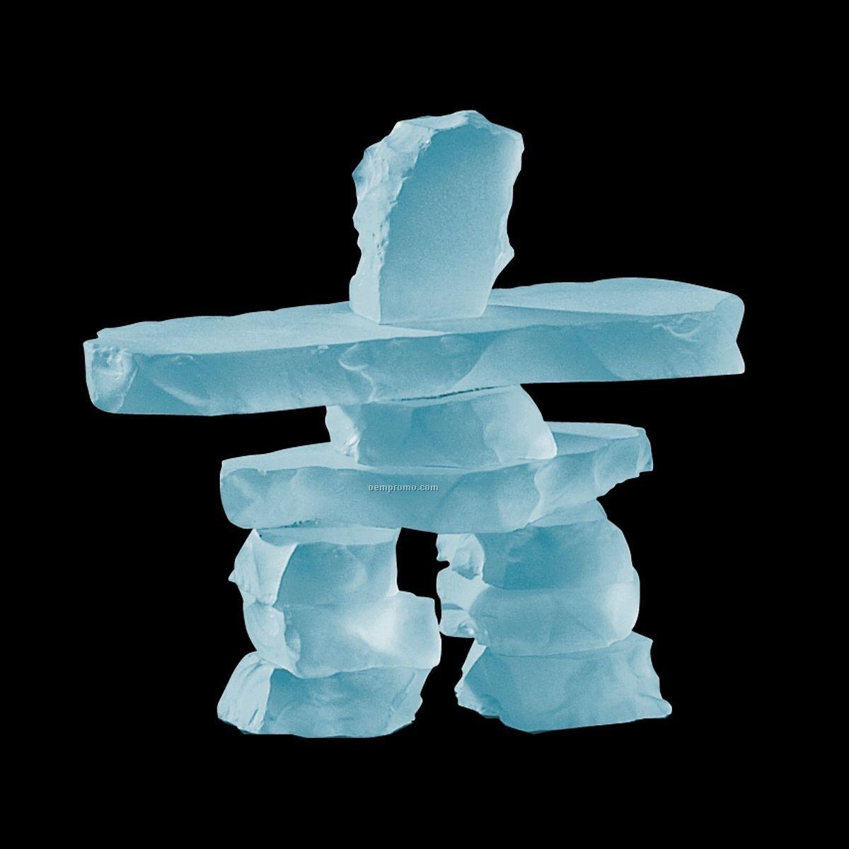 """3-1/2"""" Inukshuk Figurine"""