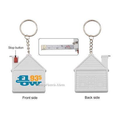 House Shape Tape Measure