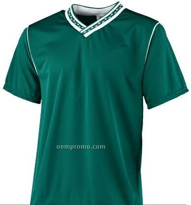 Adult Shiny Jersey Soccer Shirt
