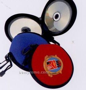 Neoprene 24 CD Holder (Blank)