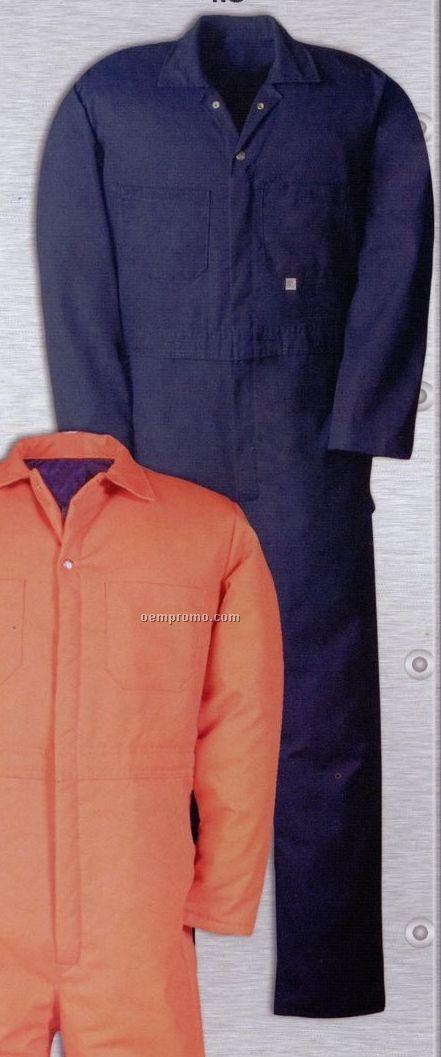 Big Bill Twill Work Coverall - Long Sleeve (Regular S-xl)