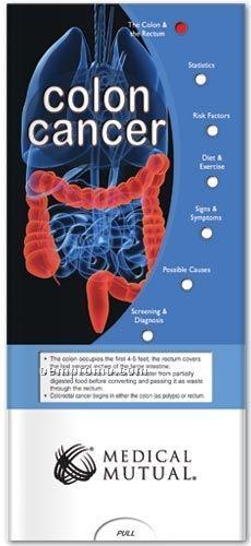 Colon Cancer Pocket Slider Chart/ Brochure