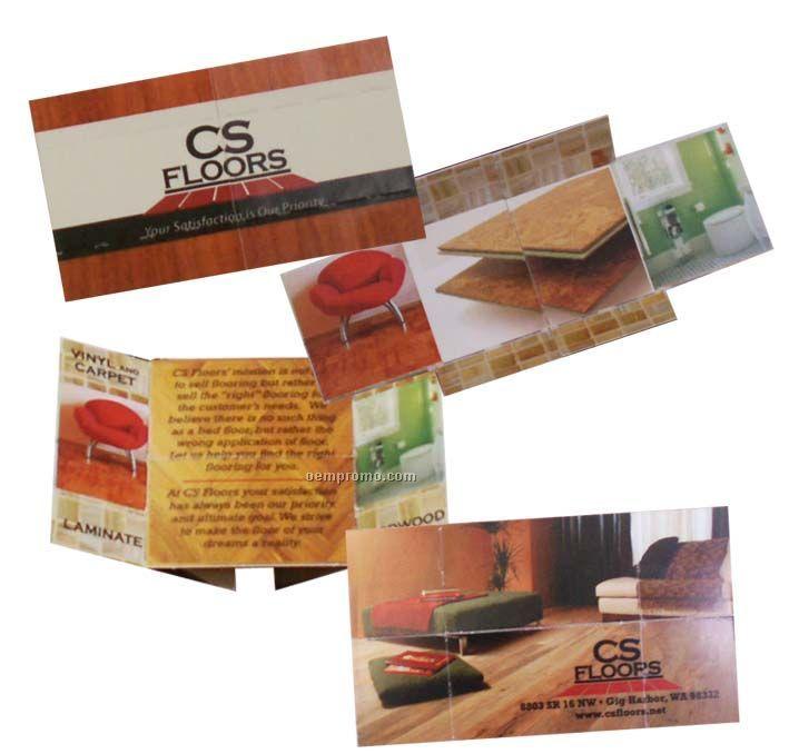Flip Pix Business Card Multi Dimensional Piece