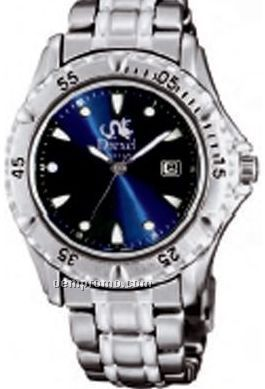 Pedre Men's Royale Metal Watch