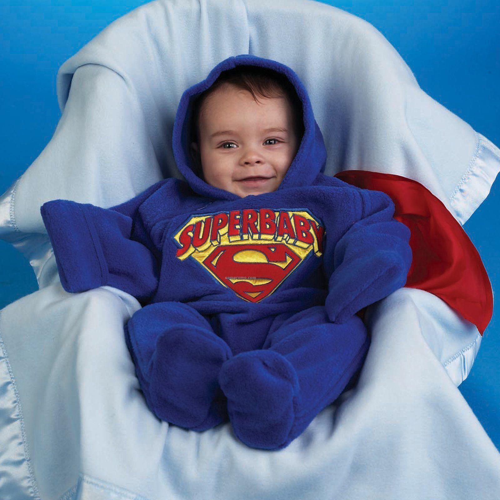 Polar Fleece Superbaby Infant Snow Suit