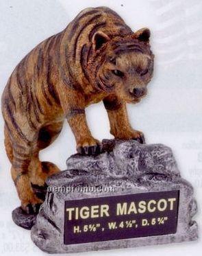 Tiger School Mascot