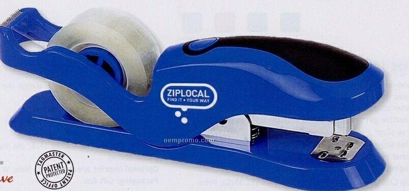 Dual Tape & Stapler Dispenser