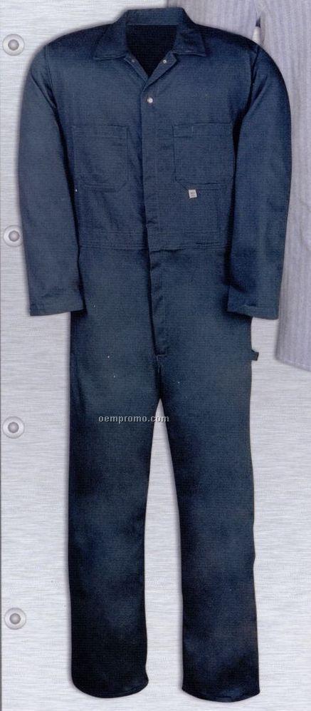 Welder's 100% Cotton Coverall - Long Sleeve (Regular S-xl)