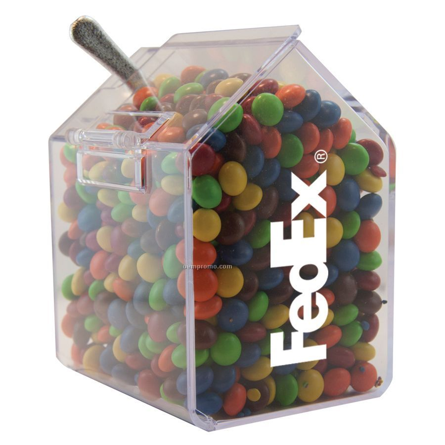Candy Bin Filled With Chicklet Gum