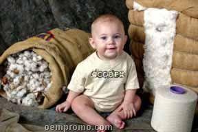 Ecoefx Organic Baby Cotton Onesie (Infant-3t) Neutral